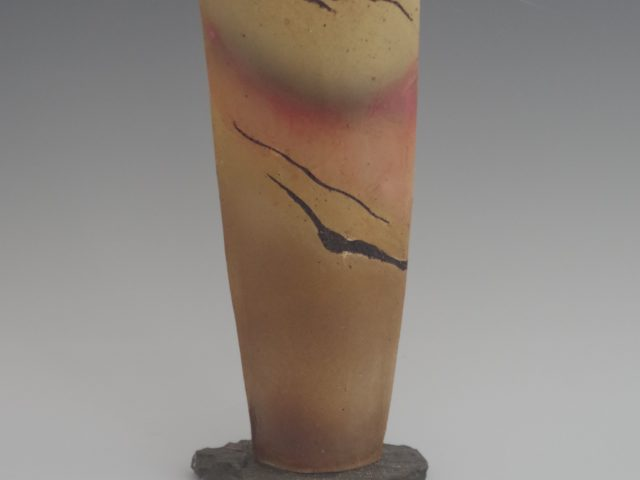 Abstract landscape Vessel 2